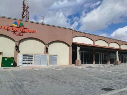 Renta De Locales En Plaza Comercial En Fed. Puebla-tehuacan