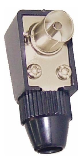 Conector F Hembra 75 Ohms Pin Grueso Ja