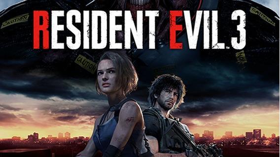 Resident Evil 3 Remake Pc Steam Off Pré Venda