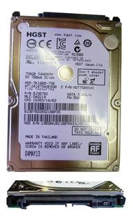 Disco Duro Laptop 2.5 750 Gb Hgst Usado Remate
