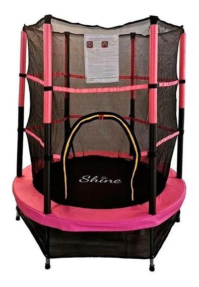 Cama Elastica Rosa 140cm Trmi-55-c