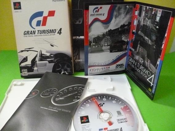 Gran Turismo 4 Playstation 2 Japan Completo