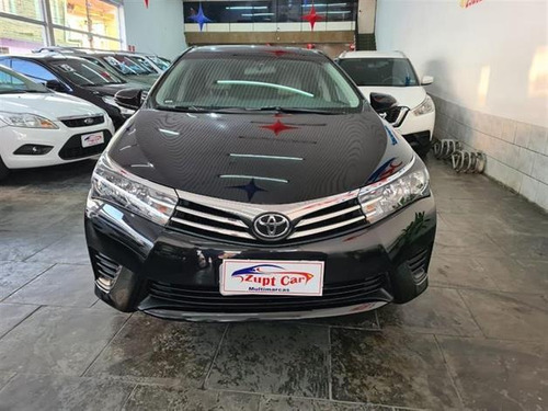 Toyota Corolla 2018 Sem Entrada Kit Gás Documentado