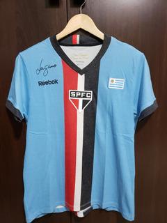 Camisa São Paulo Deuses Da Raça Lugano