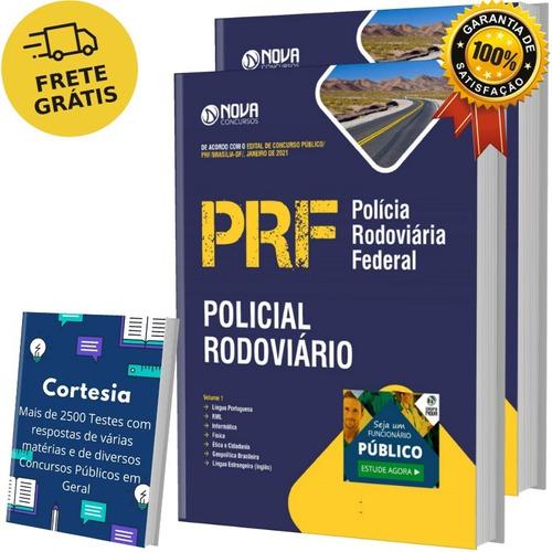 Apostila Concurso Polícia Rodoviária Federal - Prf