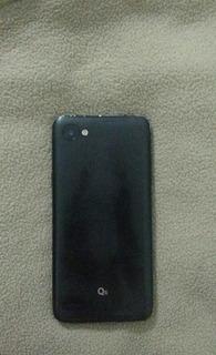 Celular Lg Q6. Pantalla Astillada