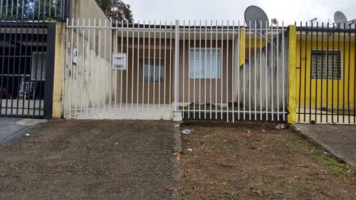 Imagem 1 de 13 de Casa Com 2 Dormitórios À Venda, 60 M² Por R$ 95.000,00 - Nova Rússia - Ponta Grossa/pr - Ca0854