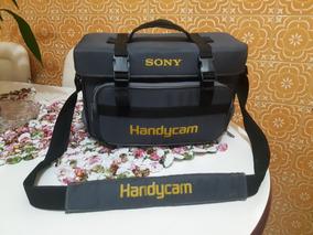 Bolsa Para Filamdora Sony Handycam Original Espaçosa