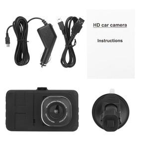 Câmera Hd 1080p Do Carro Dvr Exibição 3 Polegadas Carro Dash