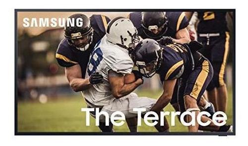 Imagen 1 de 6 de Samsung 55-inch Class Qled The Terrace Outdoor Tv - 4k Uhd D