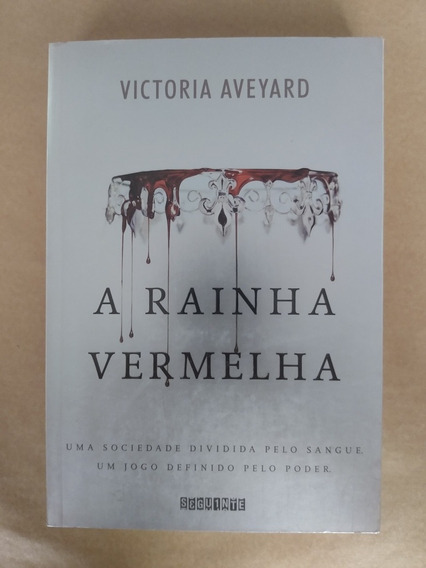 A Rainha Vermelha - Victoria Aveyard