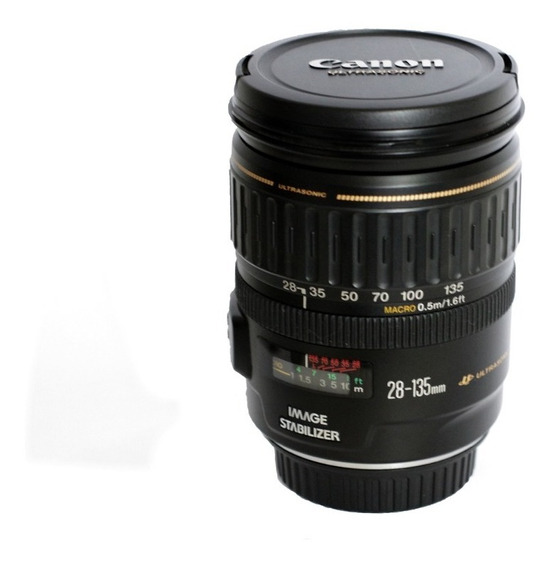 Lente Canon Original 28-135mm