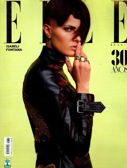 Elle Brasil Nº 360 - Isabeli Fontana ( Capa 1)