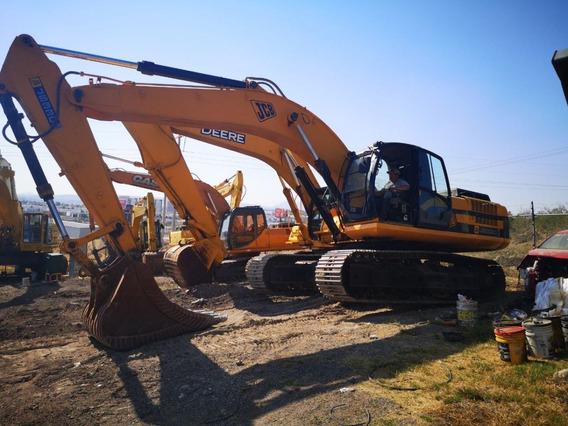 15) Excavadora Jcb Js330lc 2008 32 Ton