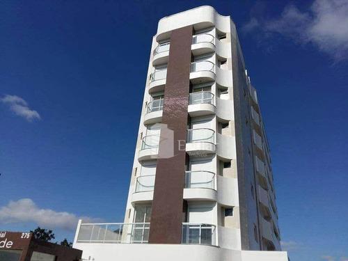Imagem 1 de 26 de Apartamento 03 Quartos (01 Suíte) E 02 Vagas No Bom Jesus, São José Dos Pinhais. - Ap3152
