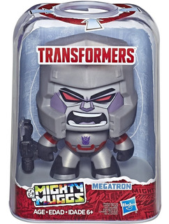 Mighty Muggs Transformers Megatron Hasbro