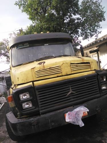 Caminhão Ls 1929 | Mercedes-benz - Ano 1984