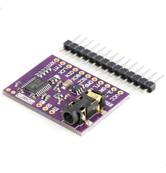 Modulo Pcm5102a 5102 Decodificador Stereo Audio Digital