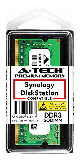 Memoria Ram 4gb Server Ddr3 1866mhz Sodimm A-tech