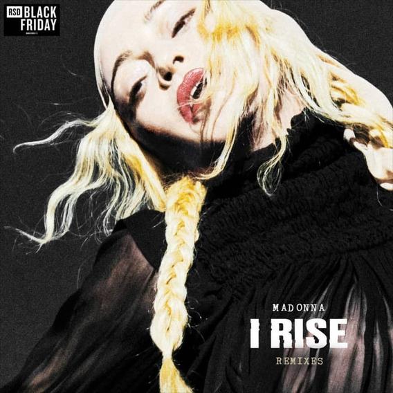 Madonna I Rise Remixes Vinilo 12 Limited Rsd Nuevo Import