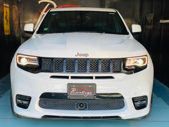 Jeep Grand Cherokee Srt-8 Año:2017