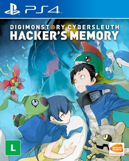 Digimon Story Hackers Memory (mídia Física) Ps4 (novo)