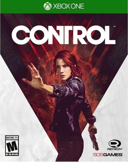 Xbox One Control Novo Lacrado