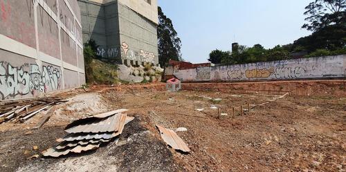 Imagem 1 de 1 de Terreno Com Projeto Aprovado Para 78 Unidades - Santo André - Sp - 49864