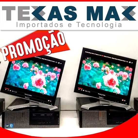 Lote Computador Dell I3 Com 4gb/hd 160/320(vl.unit.)por Peça