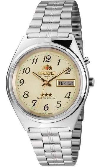 Relógio Orient Masculino 469wb1a C2sx Automático Liquidação