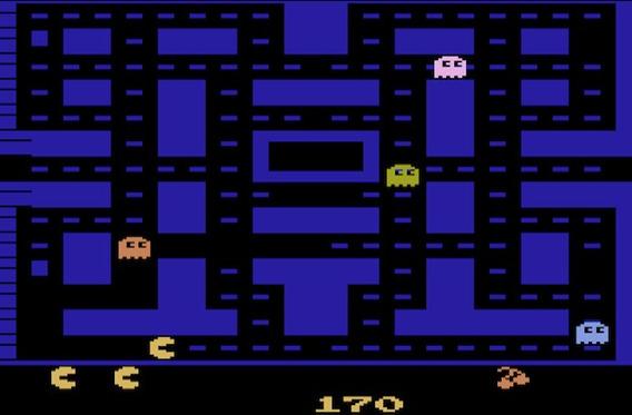 Emulador De Atari Para Ps4 + 2011 Jogos Envio P Email