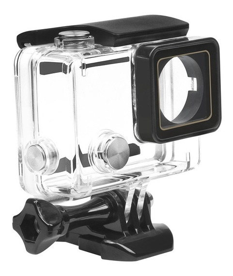 Caixa Estanque Mergulho Gopro Hero 3 3+ 4 Waterproof 30m
