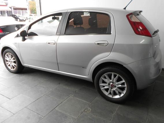 Fiat/punto Essence 1.6 16v ,cor Prata Completo 2010/2011