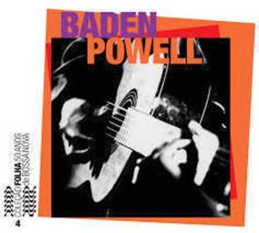 Coleção Folha 50 Anos De Bossa Nova - Baden Powell