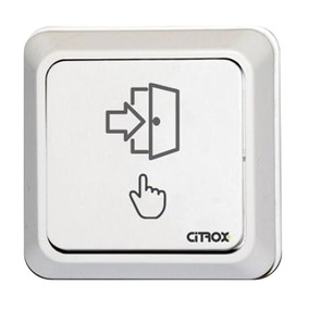 Botoeira Citrox Cx-4510 Plástico Cube Pvc .