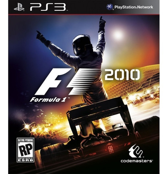 F1 - 2010 | Ps3 / Playstation 3 M. Fisica