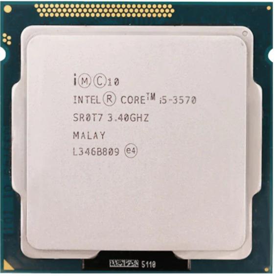 Processador Intel Quad-core I5-3570 3.4/3.8ghz Lga1155