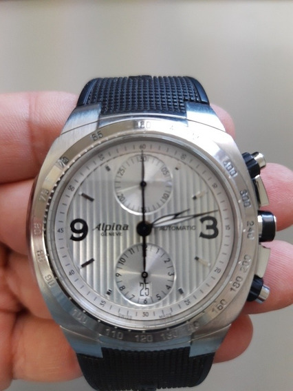 Reloj Alpina Chronograph