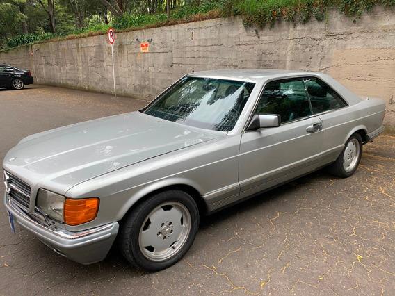 Mercedes 500 Sec - Clásico