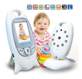 Cámara Para Monitoreo De Bebé Full Hd Visión Nocturna