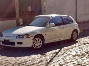 Vendo Mi Honda Civic Hatchback Japonesa