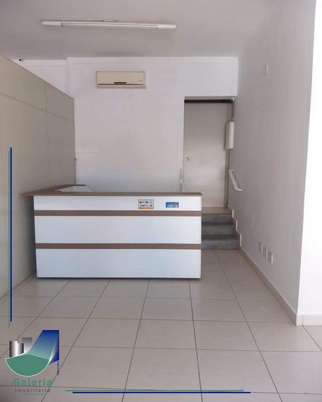Salão Comercial Em Ribeirão Preto Para Locação - Sl00700 - 34536411