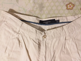 Pantalon Kevingston Crema