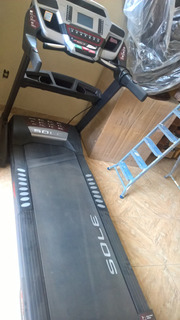 Esteira Profissional - Sole Fitness F63 Folding