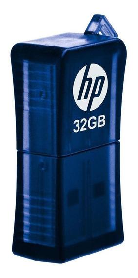 Pendrive HP v165w 32GB azul