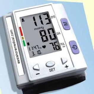 Monitor De Presión Arterial Para Muñeca Eastshore Digital, !