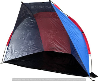Carpa Playera Muy Reforzada Montagne Iglu Light 9.5