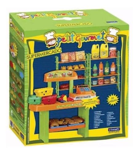 Supermercado Juego De Comida Petit Gourmet Lionels