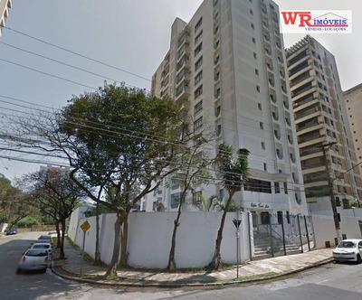 Apartamento Residencial Para Venda E Locação, Chácara Inglesa, São Bernardo Do Campo. - Ap1654