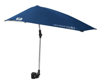Sport Brella Versa Brella Spf 50 Paraguas Ajustable Con Ab